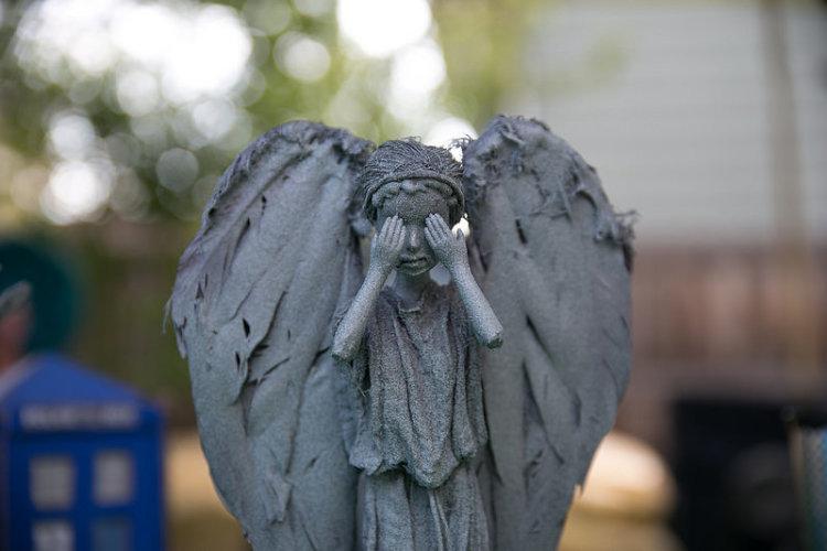 weeping angel tutorial