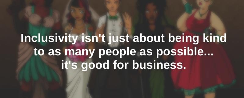 inclusivity kindness